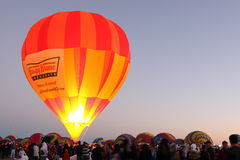 Albuquerque Balloon Fiesta Royalty Free Stock Photography