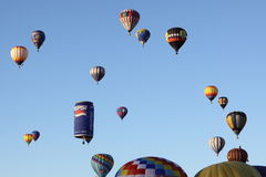 Albuquerque Balloon Fiesta Royalty Free Stock Photo