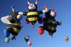 Albuquerque Balloon Fiesta royalty free stock images