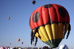 Albuquerque Balloon Fiesta Stock Photography