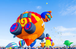 Albuquerque Balloon Fiesta Royalty Free Stock Image
