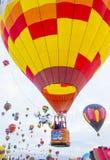 Albuquerque Balloon Fiesta Stock Photos