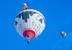 Albuquerque Balloon Fiesta Royalty Free Stock Image