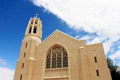 Albuquerque Church Stock Photography