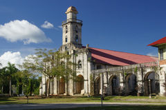 Albuquerque church Bohol, Philippines Royalty Free Stock Photography