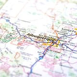 Albuquerque Stock Image