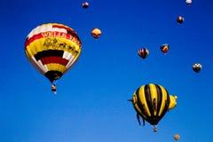 Albuquerque gorącego powietrza balonu festiwal Zdjęcia Royalty Free