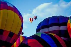 Albuquerque gorącego powietrza balonu festiwal Fotografia Stock