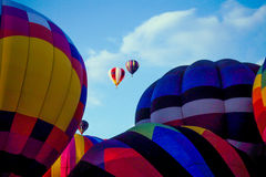 Albuquerque Hot Air Balloon Festival Stock Photography