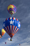 Albuquerque International Balloon Festival Stock Image