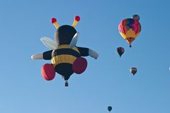 Albuquerque International Balloon Fiesta Royalty Free Stock Image
