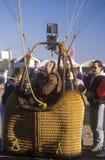 The Albuquerque International Balloon Fiesta in New Mexico Stock Photography