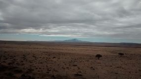 Albuquerque. Mountains near alberquerque Royalty Free Stock Photos