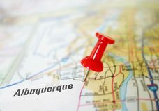 Albuquerque New Mexico Royalty Free Stock Image