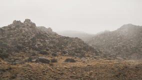 Albuquerque, New Mexico, montagne irregolari fotografia stock libera da diritti