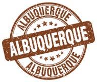 Albuquerque stamp. Albuquerque round grunge stamp isolated on white background. Albuquerque