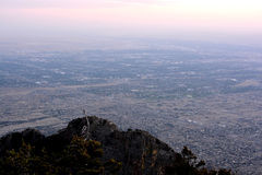 Albuquerque Vista Stockfotografie