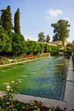 Alcázar de Córdoba Fotos de Stock Royalty Free