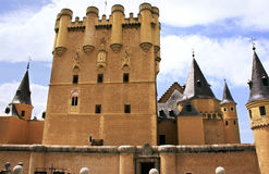 Alcázar of Segovia Royalty Free Stock Image
