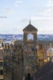 Alcà ¡ zar av Christian Kings, Cordoba Spanien royaltyfri foto