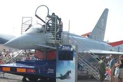 Alca Aero L-159 Immagini Stock