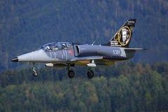 Alca L-159 aérien image libre de droits