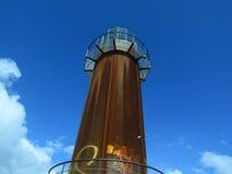 Alcabre Lighthouse Stock Photos