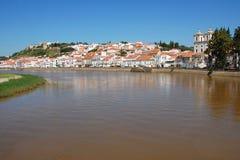 alcacer делает sal Португалии стоковое фото rf