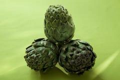 Alcachofa Fotografía de archivo libre de regalías