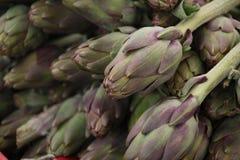 Alcachofa italiana Foto de archivo libre de regalías