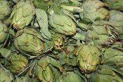 alcachofas Fotos de archivo