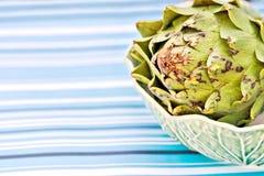 Alcachofra fresca Foto de Stock