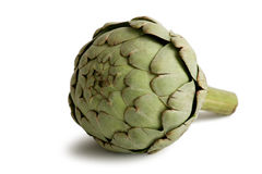 Alcachofra fresca Imagem de Stock