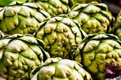Alcachofras deliciosas Imagens de Stock Royalty Free