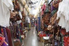 Alcaiceria Market, Granada, Spain Stock Images