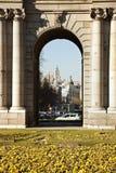 Alcala Arch Stock Photos