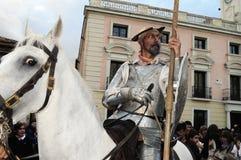 alcala de henares西班牙 免版税库存图片