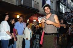 alcala de henares西班牙 免版税库存照片