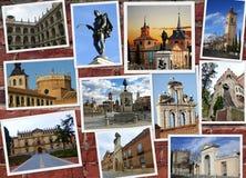 Alcala de henares España Imagenes de archivo