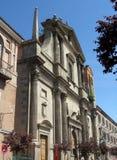 Alcala DE Henares Madrid provincie Spanje Europa Stock Foto's