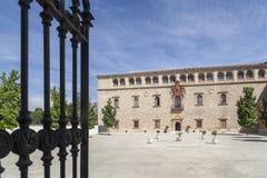 Alcala de Henares,Madrid,Spain. stock photos