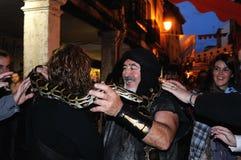Alcala de Henares. Spain Royalty Free Stock Photography