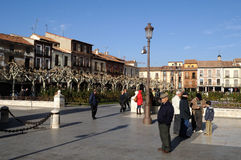 Alcala de Henares - Spain Stock Images
