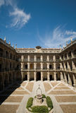Alcala de Henares University. Madrid, Spain Royalty Free Stock Photo
