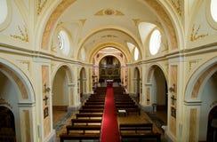 Alcala de Henares University. Madrid, Spain Royalty Free Stock Photography