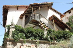Alcala de la Selva village, Teruel,Spain Stock Photos