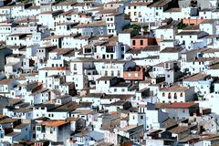 Alcala del Jucar (Albacete) in Spain Stock Photo