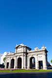 Alcala Gate, Madrid Royalty Free Stock Photography
