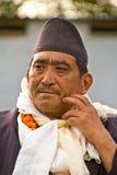 Alcalde de Sindhupalchowk, Nepal Imagenes de archivo