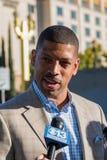 Alcalde Kevin Johnson 6 Imagen de archivo libre de regalías